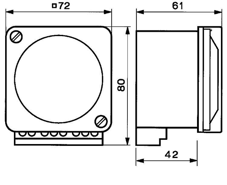 minuterie num rique de commmutation gr sslin. Black Bedroom Furniture Sets. Home Design Ideas