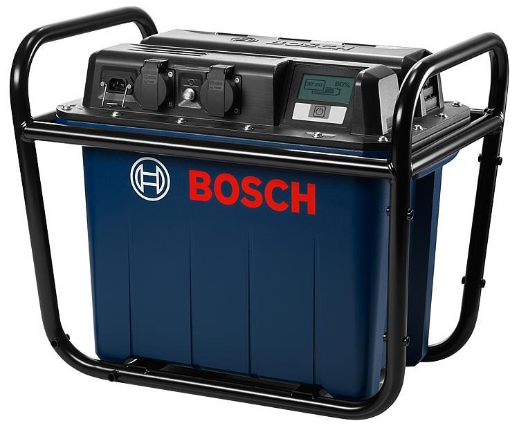 chargeur de batterie bosch power unit gen 230 v 1500 professional. Black Bedroom Furniture Sets. Home Design Ideas