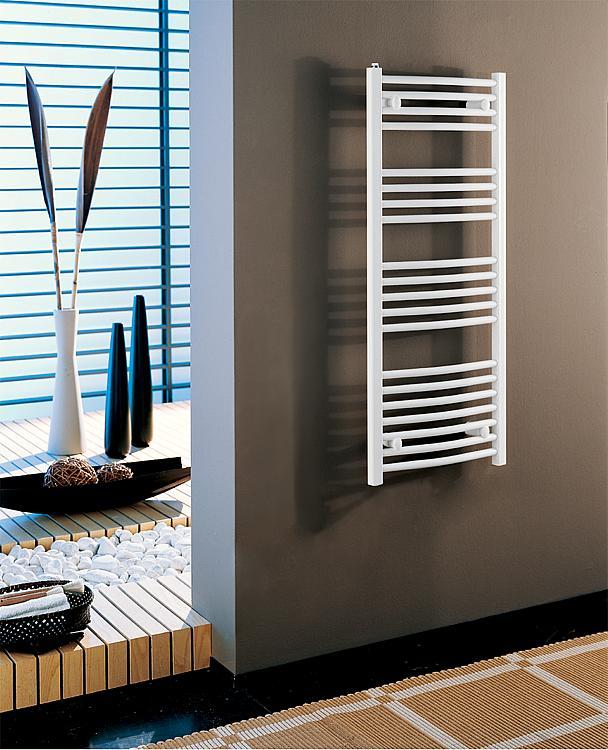 support pour radiateur seche serviette jessica courb. Black Bedroom Furniture Sets. Home Design Ideas