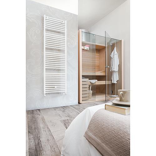 radiateur s che serviette en aluminium cool. Black Bedroom Furniture Sets. Home Design Ideas