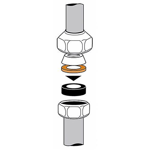 joint compression caoutchouc. Black Bedroom Furniture Sets. Home Design Ideas