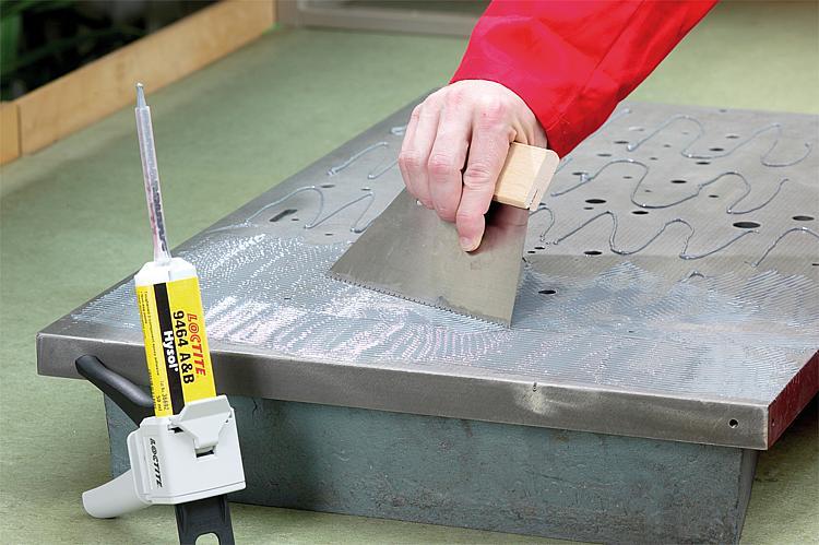 loctite hysol 9464 colle adhesive filetee pour la protection antitorsion. Black Bedroom Furniture Sets. Home Design Ideas