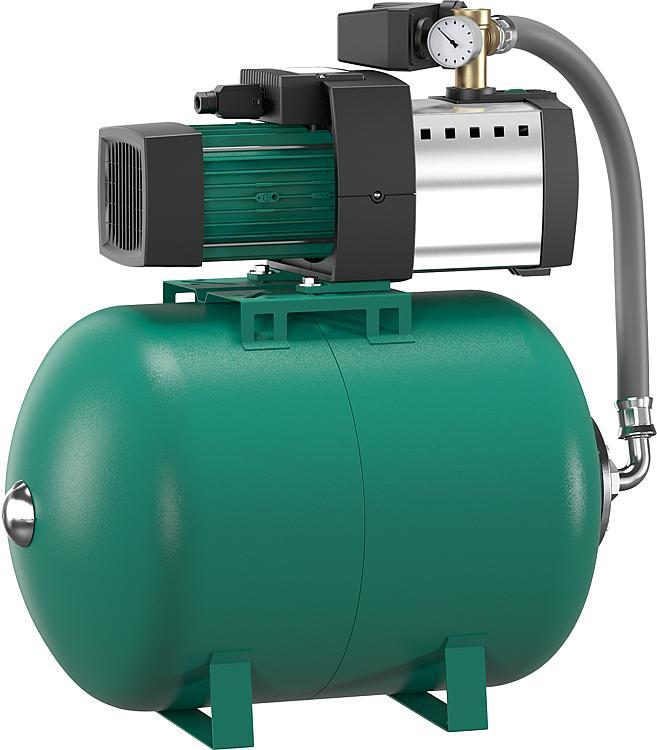 pompe centrifuge plusieurs tages station d 39 eau domestique himulti 3c avec pressostat. Black Bedroom Furniture Sets. Home Design Ideas