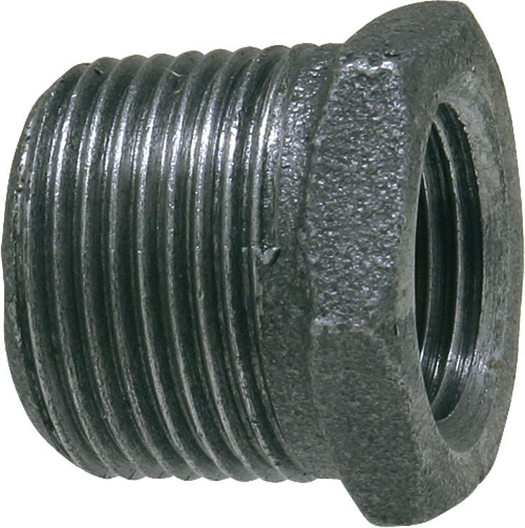 EPDM noir de dureté 40 +/-5. • Gaine rétractable noire en polyamide 66.