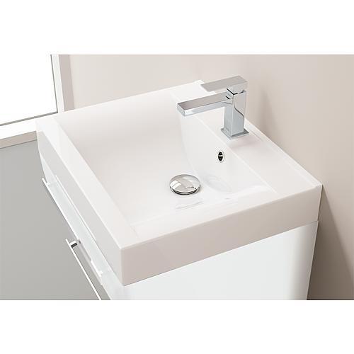 Meuble sous vasque largeur 600 mm for Salle de bain xxs