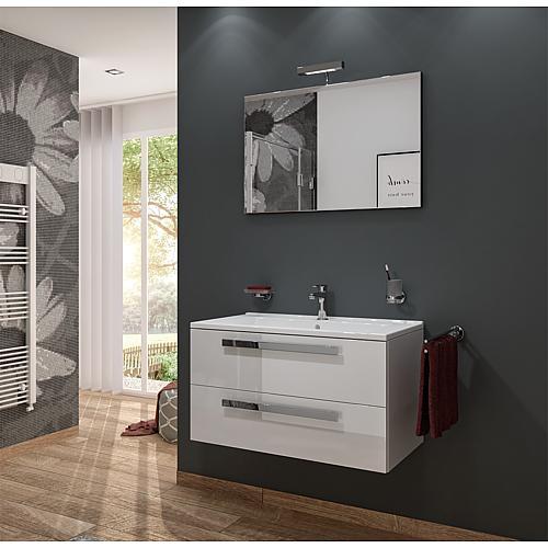Kit meubles de salle de bains edia for Salle de bain xxs