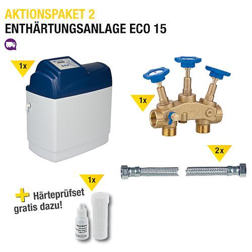 promotion adoucisseur d 39 eau softena eco 15 avec kit de contr le en cadeau. Black Bedroom Furniture Sets. Home Design Ideas