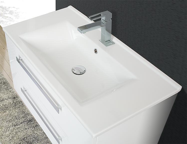 Kit meubles de salle de bains edia for Kit de salle de bain