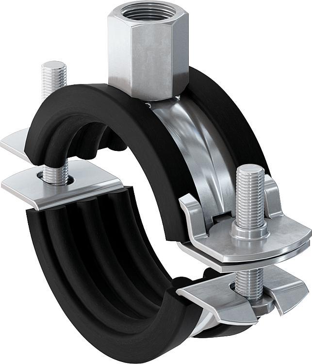 collier d 39 attache pour tuyaux frs plus 12 15 plage de serrage 12 15 mm. Black Bedroom Furniture Sets. Home Design Ideas