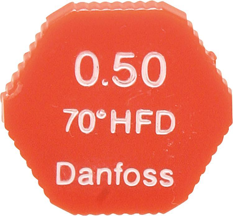 030h8008 Danfoss Gicleur Brûleur à fioul 0,50//80 ° HFD