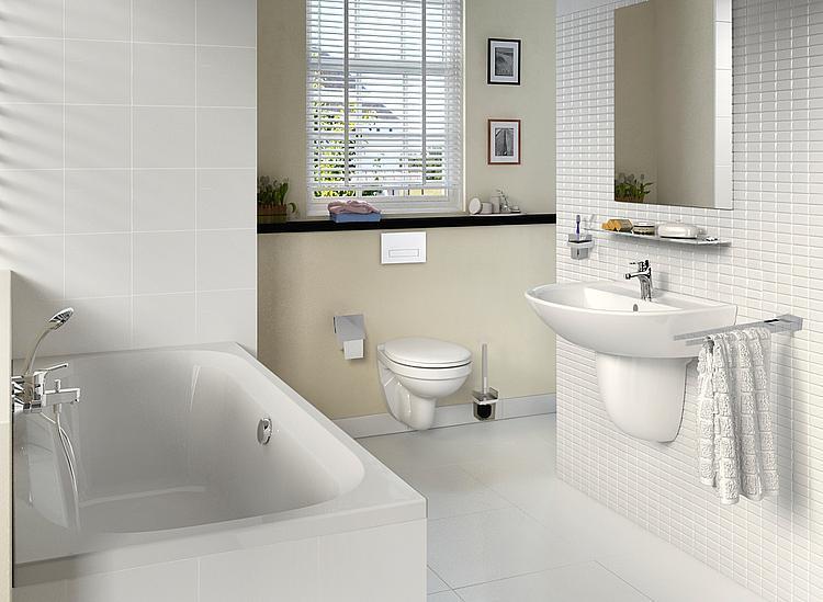 Wc suspendu neo lxhxp 355x360x520 mm en c ramique blanc for Ustensile de wc